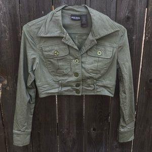 Bisou Bisou Cropped Jacket